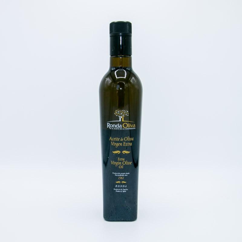 Aceite RondaOliva. Botella negra 500ml