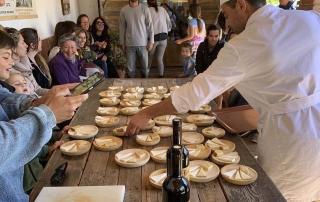 Taller de elaboración de quesos (abril de 2019)